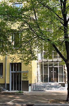 Arbeitsgericht Wuerzburg Eingang - Arbeitsrecht